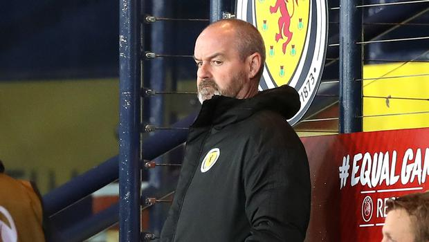 Kazakhstan is not a revenge mission says Scotland boss Steve Clarke (Steve Welsh/PA)