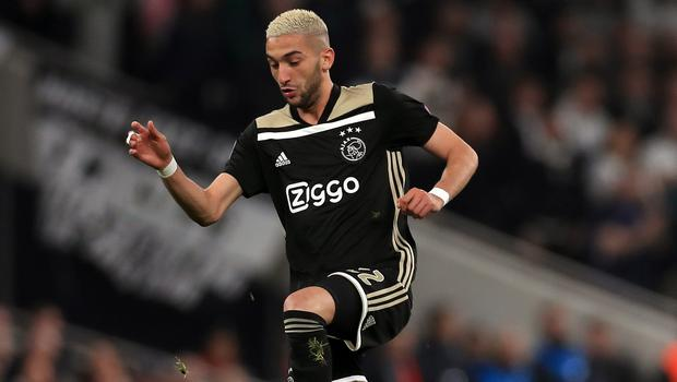 Chelsea have agreed a deal to sign Hakim Ziyech (Mike Egerton/PA)