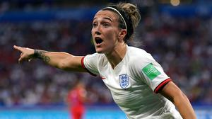 Lucy Bronze is looking forward to working with the new England boss (John Walton/PA)