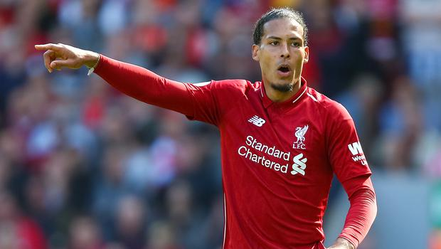 Liverpool defender Virgil van Dijk admits sometimes he can be too laid back on the field.