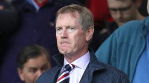 Rangers chairman Dave King says he will not be selling off his Ibrox stake (Andrew Milligan/PA)