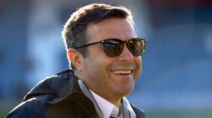 Leeds owner Andrea Radrizzani will plan for life in the Premier League (Daniel Hambury/PA)