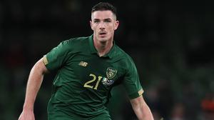 Republic of Ireland defender Ciaran Clark is recovering from ankle surgery (Brian Lawless/PA)