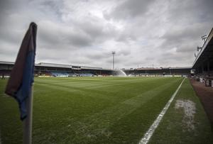 Scunthorpe are mid-table in League Two and rely heavily on matchday income (Anthony Devlin/PA)
