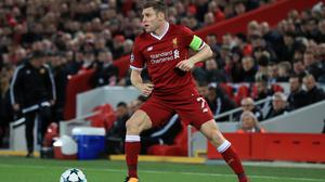 Liverpool's James Milner has the most assists in the Champions League this season.