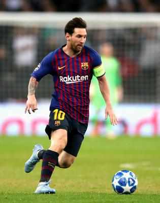Pochettino expects a tough game against Barcelona whether Lionel Messi plays or not (Nick Potts/PA)