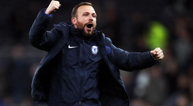 Jody Morris has laid down the law to Chelsea's youngsters (Nick Potts/PA)