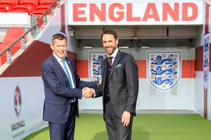 Gareth Southgate was appointed England manager on a permanent basis in November 2016 (Adam Davy/PA)