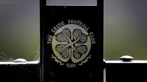 Celtic have been hit by a positive test (Jane Barlow/PA)