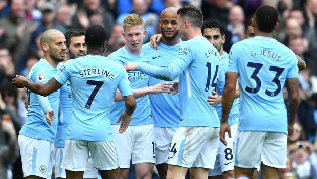 Manchester City have been careful in assembling their squad