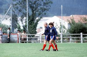 Ron Greenwood and Kevin Keegan were crucial to England's 1982 World Cup bid (PA Archive)