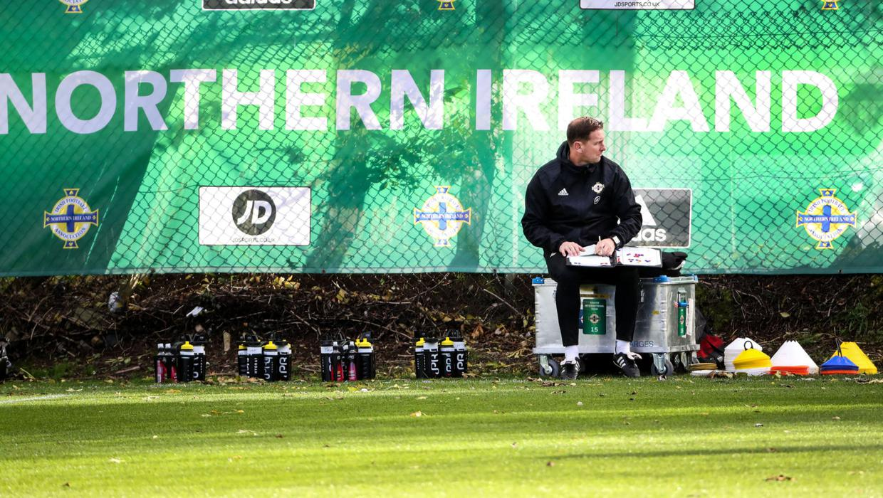 John Laverty: Three defeats in five games... but Bara has won the GAWA's trust