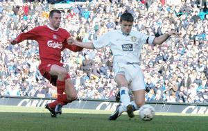 Leeds and Liverpool last met in the league in 2004 (PA)