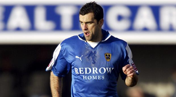 Chris Barker is a former Cardiff player