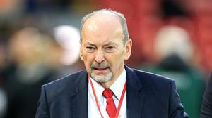 Liverpool chief executive Peter Moore (Peter Byrne/PA)