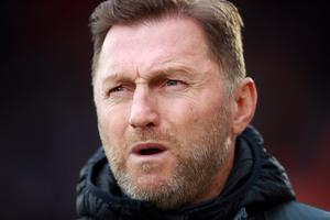 Ralph Hasenhuttl.has revived Southampton after the heavy home loss to Leicester (PA)