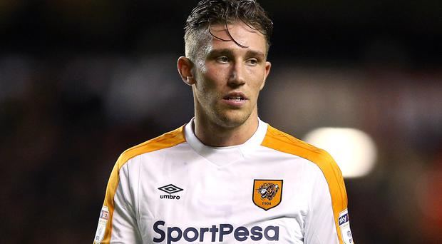 Hull defender Angus MacDonald has received the all-clear from bowel cancer (Nigel French/PA)