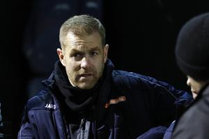 Harrogate manager Simon Weaver has led to club to second in the National League (Martin Rickett, PA)
