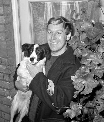 David Corbett and his dog Pickles were out for a walk when they made the discovery (PA Archive/PA)