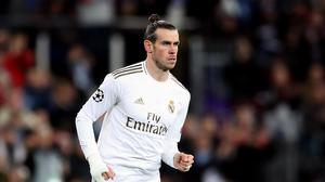 Gareth Bale was beaten by his own team in a charity FIFA 20 game (Nick Potts/PA)