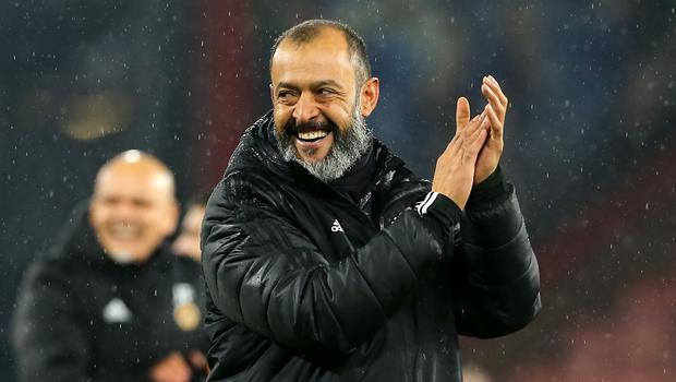 Nuno Espirito Santo guided Wolves back into the Premier League before qualifying for Europe. (Mark Kerton/PA)