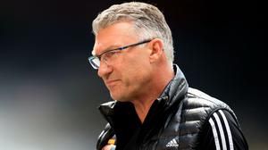 Nigel Pearson will wait to discuss his future at Watford (Mike Egerton/NMC Pool/PA)