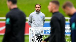 Gareth Southgate could set his England side up differently against Denmark (Joe Giddens/PA)
