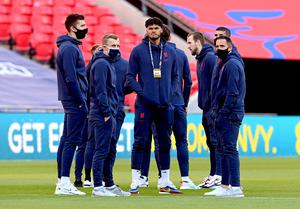 Tyrone Mings was speaking ahead of England's meeting with Ireland on Thursday (Michael Regan/PA)