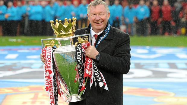 Manchester United have not won a Premier League title since Sir Alex Ferguson left the club in 2013 (Martin Rickett/PA)