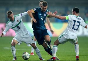 Bosnia and Herzegovina are set to host Northern Ireland on March 26 in the Stadion Bilino Polje, Zenica.
