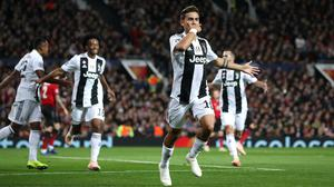 Juventus are Serie A champions (Martin Rickett/PA)