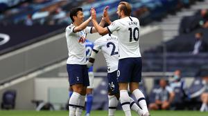 Tottenham's European hopes are out of their hands going into the final game of the season (Richard Heathcote/NMC Pool/PA )
