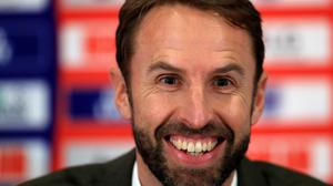 Gareth Southgate has committed his future to England (Mike Egerton/PA)