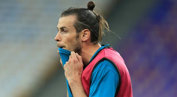 Gareth Bale has not played for Real Madrid during the past month (Mike Egerton/PA)