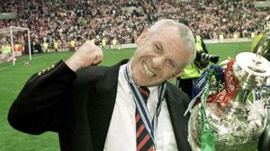 Peter Reid makes our team (PA)