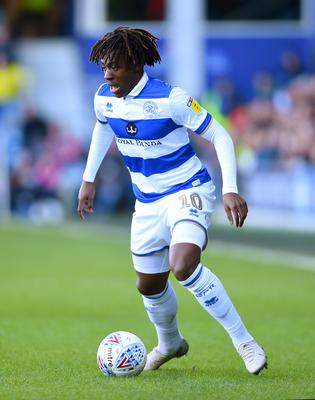QPR's Eberechi Eze has reportedly generated interest from West Ham and Crystal Palace (Daniel Hambury/PA)