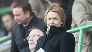 Hibernian chief executive Leeann Dempster has welcomed the government's measures amid the coronavirus crisis (Jeff Holmes/PA)