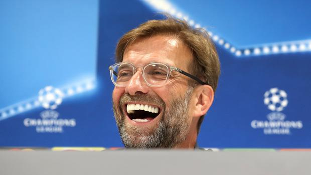 Liverpool manager Jurgen Klopp has laughed off suggestions Real Madrid counterpart Zinedine Zidane is tactically limited.