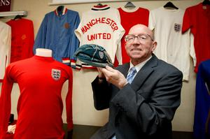 Nobby Stiles was a mentor to a new generation of Manchester United stars (Dave Thompson/PA)