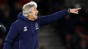 Manuel Pellegrini is to return to Spanish football with Real Betis (Steven Paston/PA)
