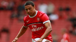Alex Oxlade-Chamberlain joined the Gunners as a raw talent (Nick Potts/PA)