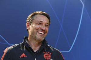 Niko Kovac won the Bundesliga and DFB-Pokal Cup double as both a player and manager at Bayern Munich (Matthias Schrader/AP)
