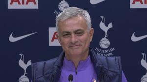 Jose Mourinho has once again given some memorable quotes during the current Premier League season. (PA Video)