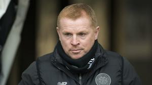 Celtic need to bounce back, says manager Neil Lennon (Andrew Milligan/PA)