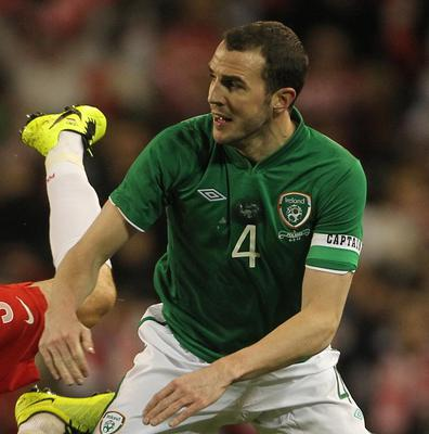John O'Shea knows all the hard work against Sweden would be wasted if Ireland launched an all-out assault on Austria