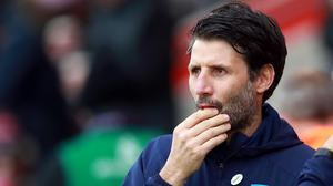 Danny Cowley has been sacked as Huddersfield manager (Adam Davy/PA)