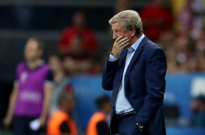 Roy Hodgson's England tenure ended with defeat to Iceland (Owen Humphreys/PA)