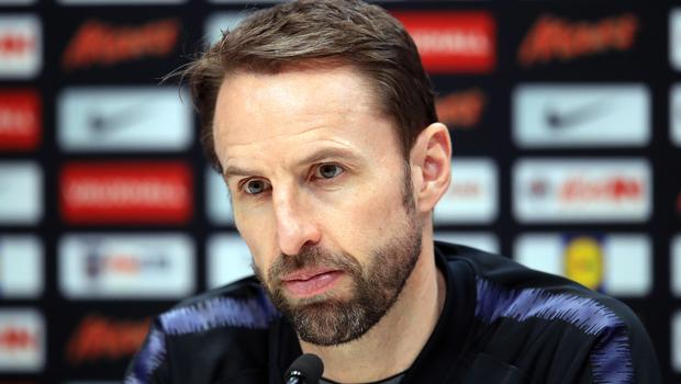 England manager Gareth Southgate is ready to name his 23-man World Cup squad. (Adam Davy/PA Images)