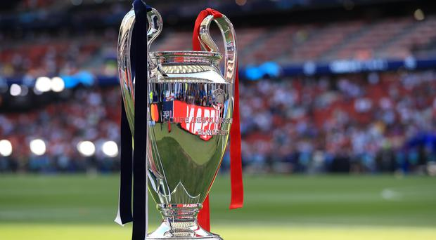 A shake-up to the Champions League format has reportedly been proposed (Mike Egerton/PA)
