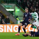 Odsonne Edouard hailed by Celtic boss Neil Lennon after Ross County goal double (Andrew Milligan/PA)